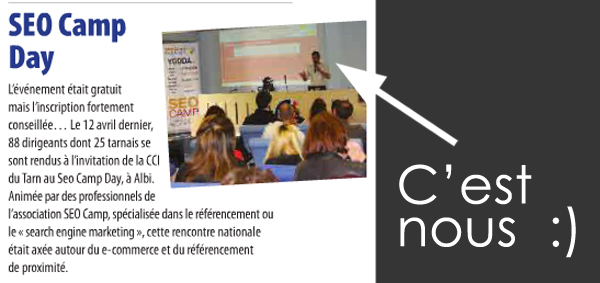 Alexandre SANTONI et e-concept sur eco-tarn